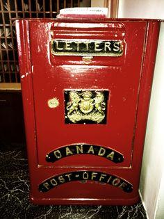 Boîte à lettre Hôtel Tadoussac