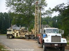 How Much Does It Cost To Drill A Water Well On Your Property? #homebuilding