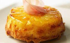 Torta ananas rovesciata Ananas cake