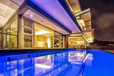 World of #Architecture: Gorgeous #Modern #Mansion by Metropole Architects | #worldofarchi #house #home #swimmingpool