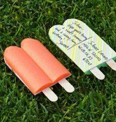 AHG Pen Pal Ideas: Popsicle Postcards (Tutorial)