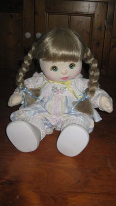 My Child Doll Child Doll, Harajuku, Cinderella, Dolls, Disney Princess, Disney Characters, Children, Style, Fabric Dolls