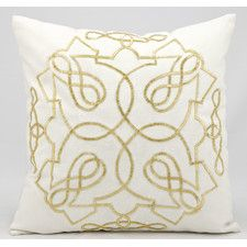 Retreat Cotton Throw Pillow