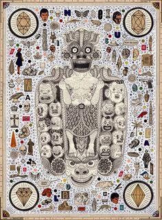Bene Rohlmann AKA Pearpicker's Art Projects | Trendland: Design Blog & Trend Magazine