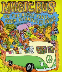 Magic Bus book cover