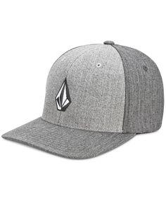 Volcom Full Stone Embroidered Logo Hat