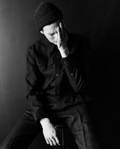 """Polubienia: 242, komentarze: 7 – Billy Kidd (@billykiddstudio) na Instagramie: """"#fbf @felixgesnouin was shot by Billy Kidd for @ragandbone"""""""