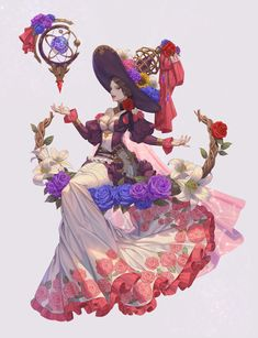 ArtStation - Astrologlan, 0 Q