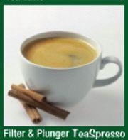 Filter and Plunger Teaspresso Filters, Tea, Tableware, Dinnerware, Tablewares, Place Settings, Teas, Porcelain Ceramics