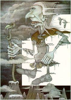 WAYNE ANDERSON Wayne Anderson, Surrealism, Artist, Prints, Illustrations, Fictional Characters, Artists, Illustration, Fantasy Characters