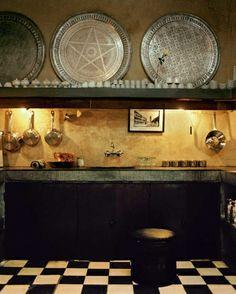 Kitchen Tadelakt
