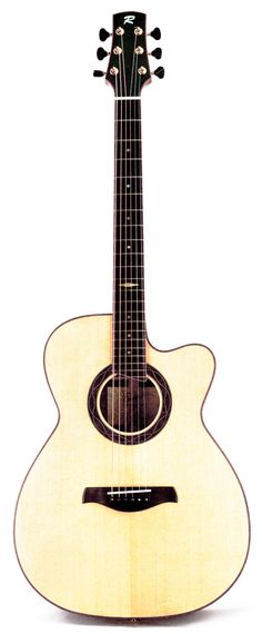 The Cocobolo OM cutaway Custom Guitars, Cutaway, Acoustic, Music Instruments, Musical Instruments