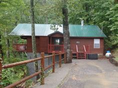 Wow... Tiffany Hideaway has everything you could want in a the Gatlinburg and Pigeon Forge area. And if that is not enough, we have another cabin right next door in case you have a group or family gathering. (Between ...