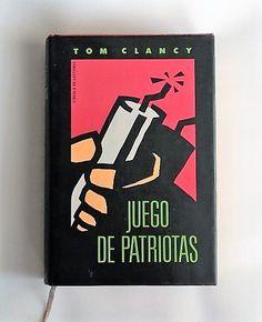 Libro Juego de patriotas, de Tom Clancy, disponible en comprar.club