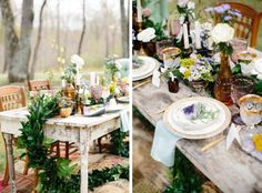 It's the end of boho month! And I can't think of a better way to finish than with the second part of our popular Ten Tables series, where we break down a series of gorgeous tables into …