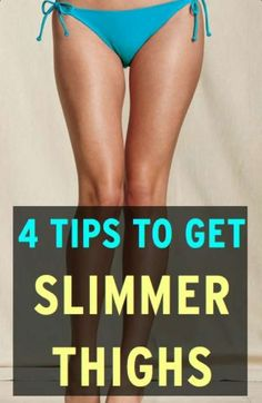 4 Tips To Get Thinner Thighs!#Health&Fitness#Trusper#Tip