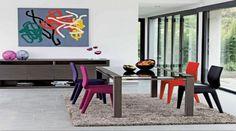 10 Super Eclectic Dining Room Interior Design Ideas