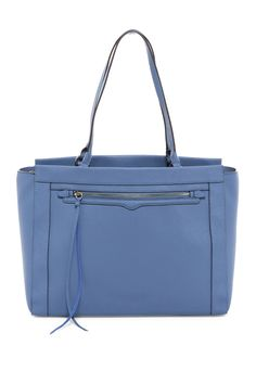 Monroe Leather Tote by Rebecca Minkoff on @HauteLook
