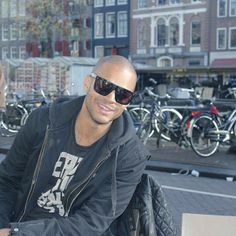 """""""You got from Amsterdam"""". yep, another happy customer. Send us your pictures He wears Cassius Eyewear Co. CORBU Black Frame w/ Black Mono Lens. Amsterdam Netherlands, Eye Glasses, Eyewear, Lens, Mens Sunglasses, Frame, Happy, Handmade, How To Wear"""