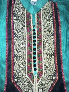 Embroidery of India- The Symbols, Motifs and Colors | hubpages