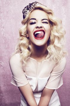 "Pop singer Rita Ora has been cast in the 50 Shades of Grey movie. | Rita Ora Will Star In ""50 Shades Of Grey"""
