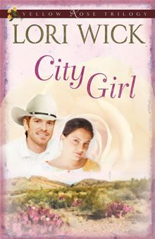 City Girl - By:  Lori Wick Amazing book!