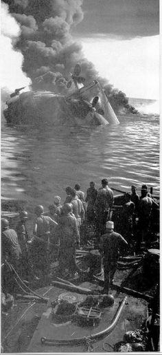 USS Mississinewa (AO 59) 20 November 1944