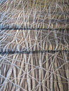 Novelty Fabric - Pewter Jacquard Fabric- Textured- Gorgeous- Soft and Elegant- Gorgeous Drapery - Variety of Colors-  1 yard