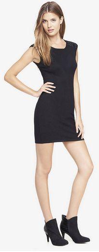 Black dress express tax