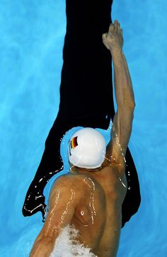 Paul Biedermann Photo - Swimming Day Ten - 14th FINA World Championships