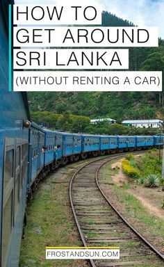 Traffic in Sri Lanka is nuts and renting a car is also a big hassle. Come check out the different modes of transportation in Sri Lanka. They're super affordable! Lanka girl Transportation in Sri Lanka: How to Get Around w/o a Car Travel Advice, Travel Guides, Travel Tips, Travel Destinations, Best Places To Travel, Cool Places To Visit, Sri Lanka Itinerary, Arugam Bay, Sri Lanka Holidays