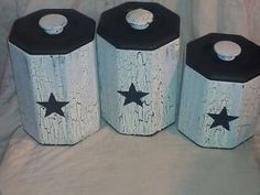 Country Cannisters