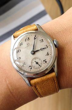 Amazing Watches, Beautiful Watches, Vintage Watches For Men, Unique Watches, Gentleman Watch, Expensive Watches, Vintage Omega, Luxury Watches, Fancy