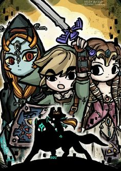 twilight princess ^-^/