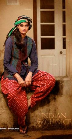 Shalini James' Mantra: Indian by Choice Collection - http://www.mantraonline.net/