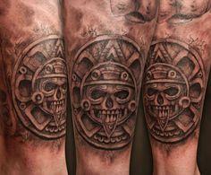 azteca tattoos bilder - Google-Suche