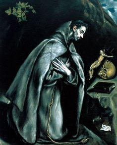 El Greco: St. Francis