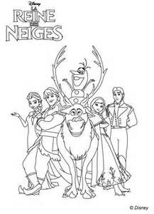 coloriage la reine des neiges coloring pages for children pinterest disney art coloring books and craft - Coloriage Imprimer Reine Des Neige
