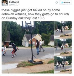 Haha the funny thing is it isn't Jehovah witnesses! It's Mormons! Funny Cute, The Funny, Dankest Memes, Funny Memes, Hilarious Jokes, Funny Gifs, Funny Tweets, Lol, Jehovah's Witnesses