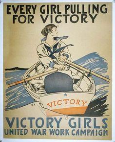 .World war 1 poster
