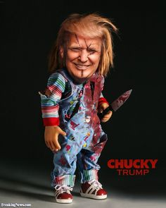 Trump Chucky