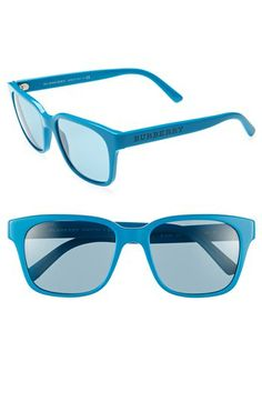 #Burberry blue sunglasses @Nordstrom