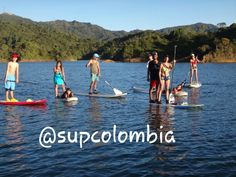 #sup #supcolombia #suptrip #guatape inf. 3174026620