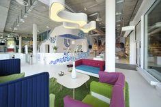 Unilever Office Interior
