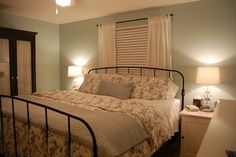 Tidewater by Sherwin Williams. Photo via FavoritePaintColorsBlog.com, submitted by Valerie Johnson.