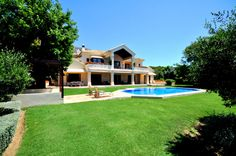 Elegant and contemporary home in a gated community in top location, #Marbella
