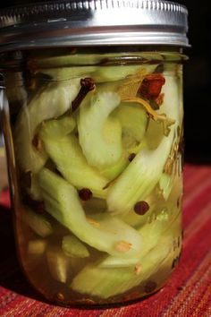Quick-Pickled Celery: Cheap, Always in Season, Awesome | BlogHer