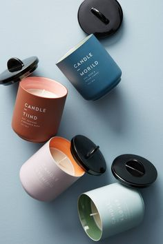 Darling Clementine Jar Candle | Anthropologie
