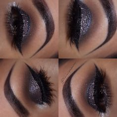 #100daysofmakeup Challenge not sure what day. follow me on instagram to follow the challenge. #makeup #glitter #eyeshadow #glitterbeauties