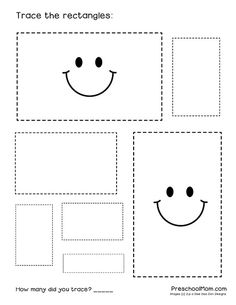 Pre-writing skills for your young ones are so easy to implement just by introducing shapes! Try these 10 free shape tracing worksheets to help your students prepare for drawing and writing skills! Free Preschool, Preschool Worksheets, Preschool Learning, Preschool Activities, Pre Writing, Kids Writing, Writing Skills, Writing Practice, Letter Writing